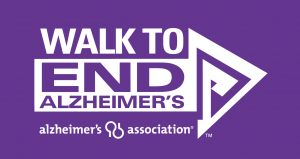 walk to end alheimers logo